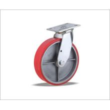 Вращающийся ролик с полиуретановыми колесами