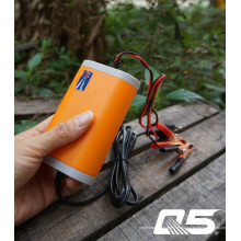 12V8A Batería de ácido de plomo Trickle automática cargador de batería de almacenamiento de carga