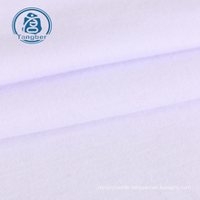 Plain Dyed Knitted Jersey Polyester Spandex Fabric