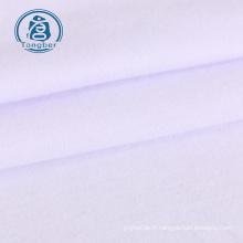 Tissu Jersey Polyester Spandex Teint Uni