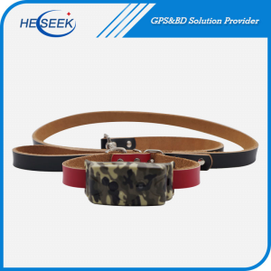 Lost Pet Dog GPS Tracking Collar Device