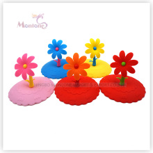 Wholesale Tea Coffee Mug Silicone Cup Lid Cup Cover