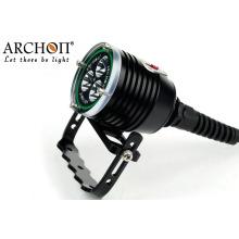 3000lm Mergulho LED mergulho lanterna impermeável IP68