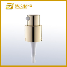 Cosmetic lotion pump