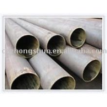 Углеродистая ВПВ сварная стальная труба ASTM 53 GrB / SS400