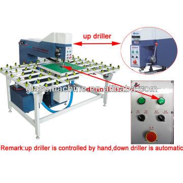 YZ220 Semi-automatic Glass Drilling Machine