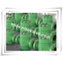Fabricante da válvula de retenção API 6A (H44H)
