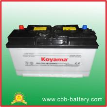 Trockene aufgeladene Auto-Batterie 105ah12V Gemacht in China, Selbstbatterie mit bestem Preis