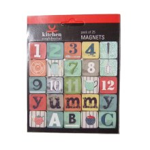 Kid's Number Puzzle Set
