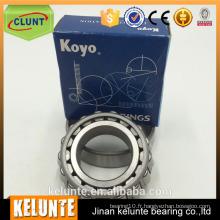 Roulements à rouleaux coniques L44649 / L44610 Roulements à la marque koyo L44649 / L44610 pour la remorque