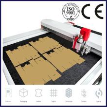 Paper Automatic Cutting Machine, Flatbed Cutter, Flatbed Cardboard Cutter for Corrugated Board and White Cardboard