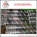 Einschneckenzylinder aus Edelstahl für Extrudermaschinen