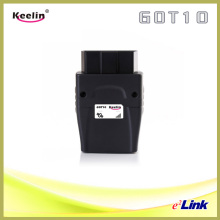 Diagnosticar el rastreador GPS OBDII