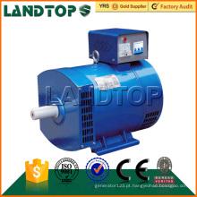 LANDTOP ST série singe fase 7.5kVA alternador