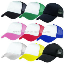 Mesh cotton fashion trucker baseball cap