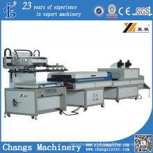 Serie de líneas de producción de serigrafía automática económica en venta