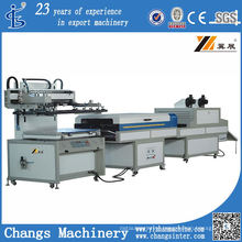 Economic Automatic Screen Printing Production Line Series Foe Sale