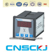 Voltmètre digital 12v