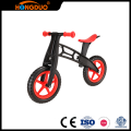 Excellent quality wooden mini balance bike two wheel