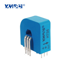 6A 3A 2A to 2.5V pcb mounting encapsulated hall effect current sensor/ busbar built-in sensor