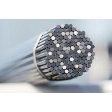 ASTM 304 Polished Stainless Steel Rod 5mm 6mm for boiler ,