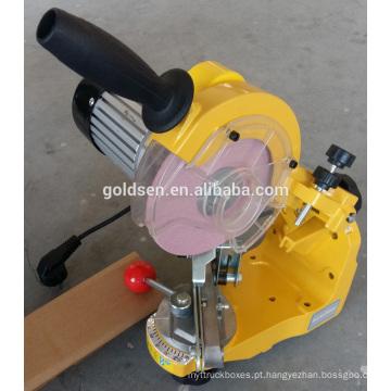 145 milímetros 230w Profissional poder motosserra cadeia afiação moedor máquina ferramenta elétrica serração lâmina Sharpener