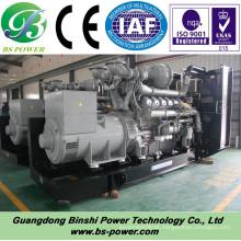 Gerador Diesel de alto desempenho com motor Perkins, Ce, ISO, SGS