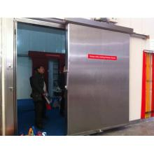 Painted Galvanized Steel  Hinged Door