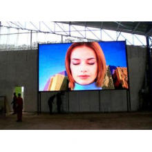 External Full Color Electronic Visual Large LED Screens Dis