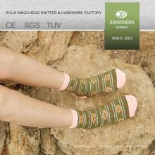 Nationalen Stil bunte Frau Socken Radfahren Socken Socken Nähmaschine Mädchen Japan