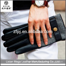High quality cheap custom german leather gloves