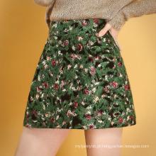 Mulheres Moda Atacado Ladies Mini Skrit