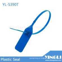 Selo plástico de alta segurança para o transporte de vários usando (YL-S390T)
