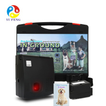 Boundary Control Underground Wireless Enclosure Electric Dog Fence System