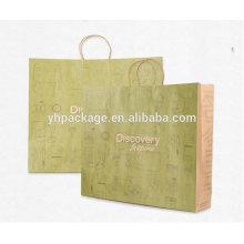 New natural Kraft Paper Diy Paper Gift Packing bag
