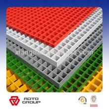 non-slip and heavy duty fiberglass grating mesh