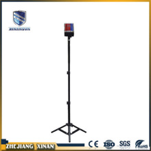 mini tripod leg aliuminum useful warning light