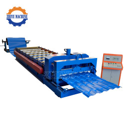 Glazed Steel Cold Rolling Machine in High Quality