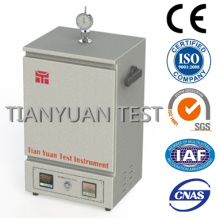 Rubber Plasticity Testing Equipment