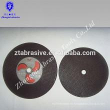 corte de corte abrasivo / corte de rueda /