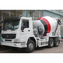 Camion de mélangeur de béton de Sinotruk (QDZ5249GJBA)