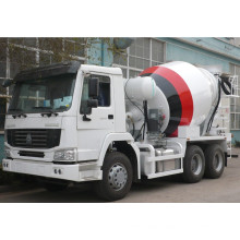 Sinotruk Concrete Mixer Truck (QDZ5249GJBA)