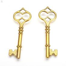 Umwelt-Legierungs-Weinlese-Art-Zusatz-Halsketten-Anhänger-Schlüsselcharme