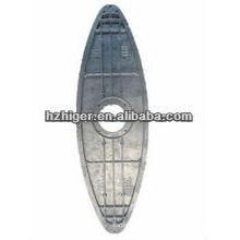 piezas de luz de aluminio de alta calidad / tablero de publicidad / fundición a presión