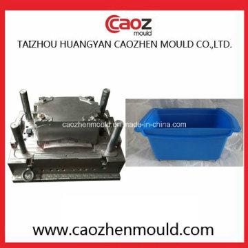 Moule / moule / moulage en caisse de poisson à injection en plastique