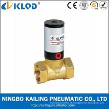 Q22HD-25 2/2 Way Tipo Pistão Latão Material Pneumático Válvula De Controle De Fluxo