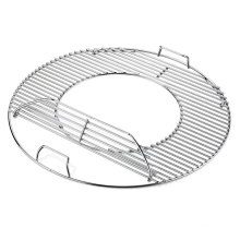 2021 Barbecue Net Non-stick BBQ Portable Iron Non-Stick BBQ Rack Barbecue Mesh Grill Net for Outdoor BBQ Camping