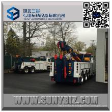 Rotateur rotatif 50 tonnes Heavy Duty Tow Truck