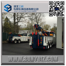 Sliding Rotator 50 Ton Heavy Duty Tow Truck