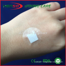 HENSO Waterproof Sterile Round Transparent Adhesive Wound Plaster